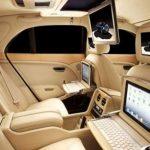 ابداع سیستم وایفای مخصوص خودرو