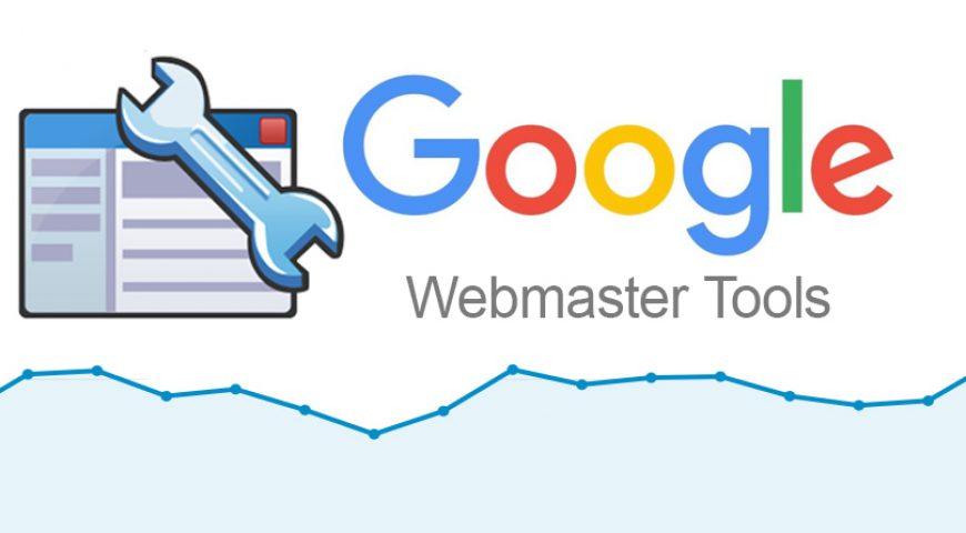 گوگل وبمستر تولز و کاربردهای آن