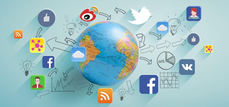 تبلیغات با نگرش به ملاحظات رسانههای جهانی